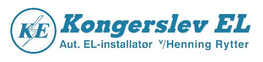 Kongerslev El - din autoriseret el-installatør i Kongerslev